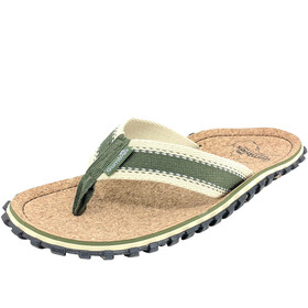 GUMBIES Corker Teenslippers, khaki